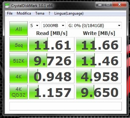 Raid 0 Crystal Disk Mark