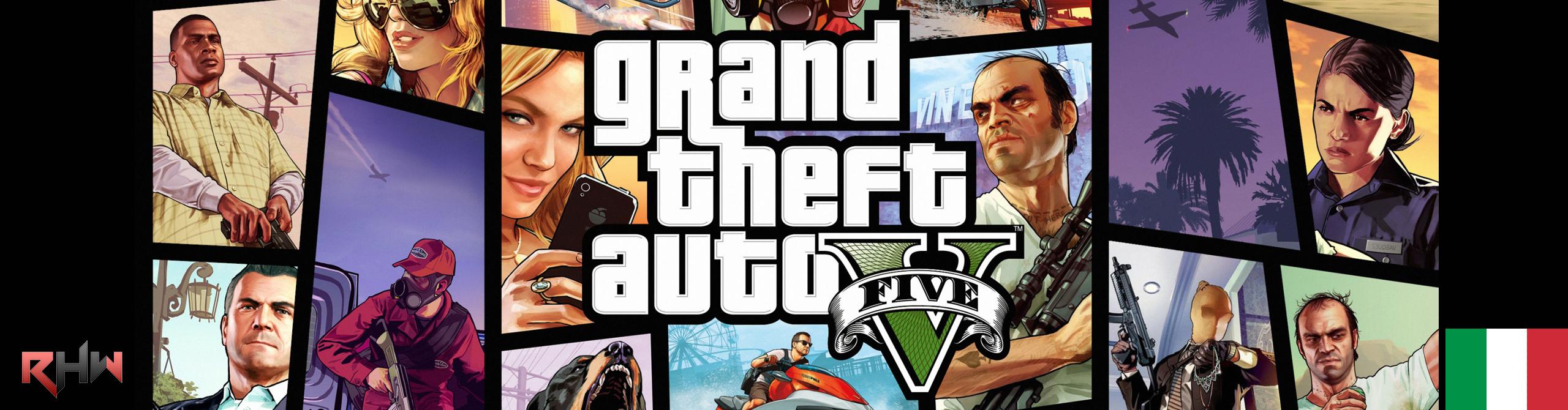Datazione Grand Theft Auto 4