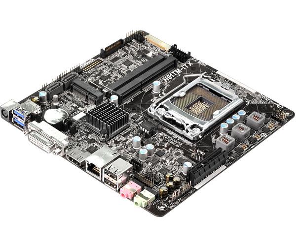 ASRock H81TM-ITX.