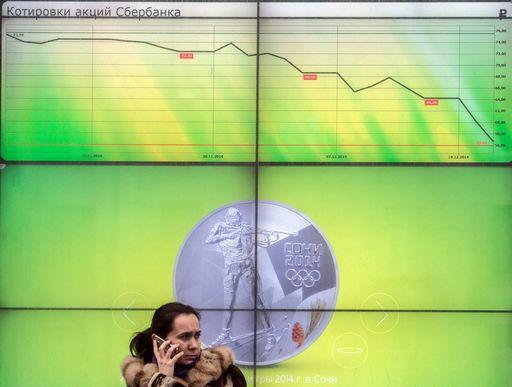 crollo rublo