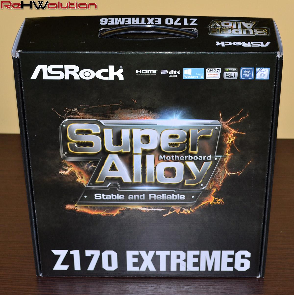 ASRock Z170 Extreme6 (1)