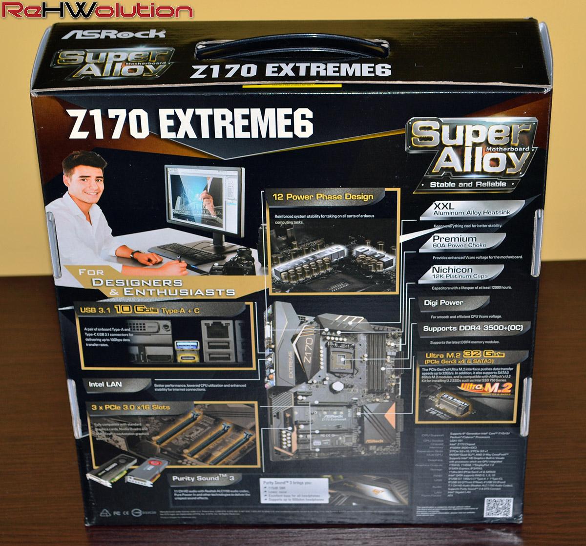 ASRock Z170 Extreme6 (2)