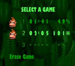 SNES--Donkey Kong Country_Mar12 19_45_46