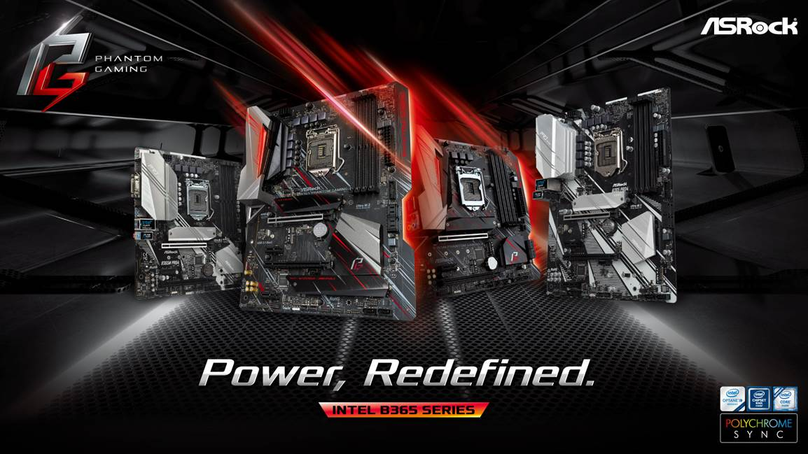 CES 2019] ASRock launches five new awesome motherboards